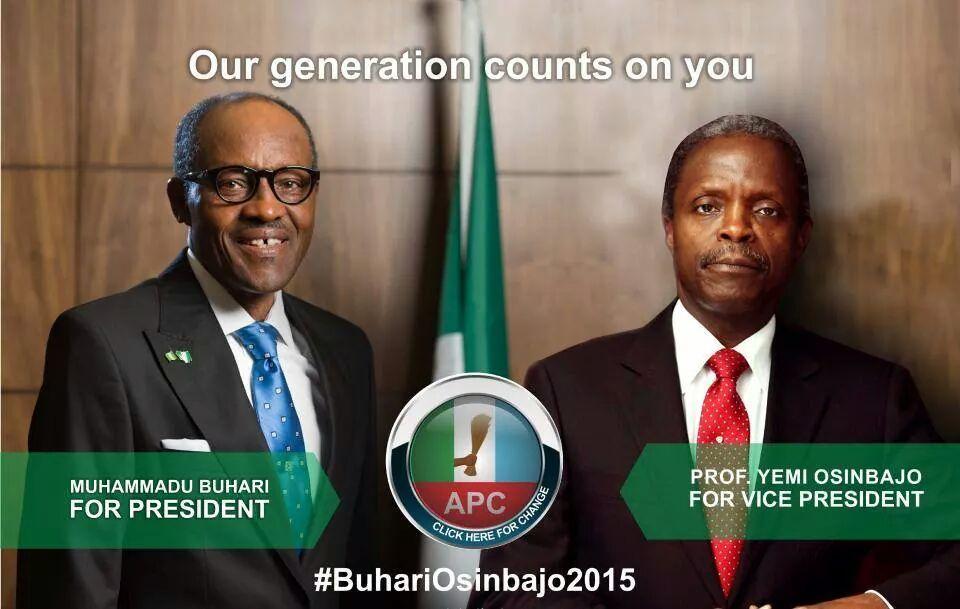 Buhari/Osinbajo 2015
